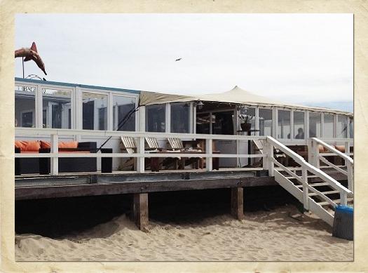 Strandpalviljoen de Kust