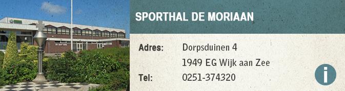 Moriaan-sporten
