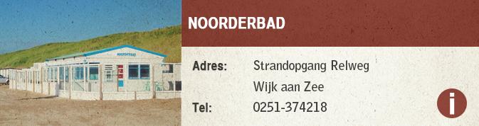 Noorderbad-strandpaviljoens
