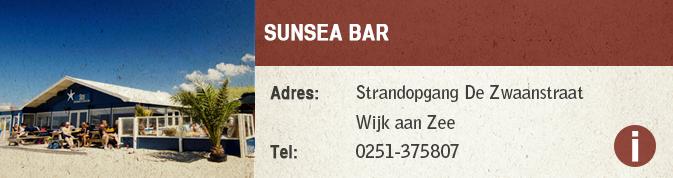 Sunseabar-strandpaviljoens