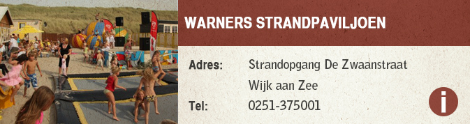 Warners-strandpaviljoens