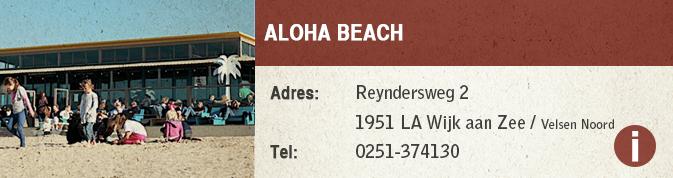 Aloha-strandpaviljoens