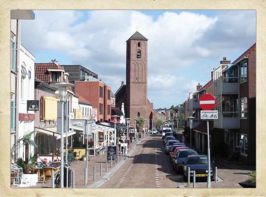 Dorpskerk Wijk aan Zee