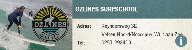 Ozlines-sporten