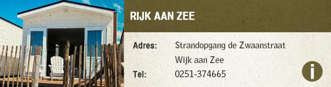 Rijkaanzee-Strandhuisjes
